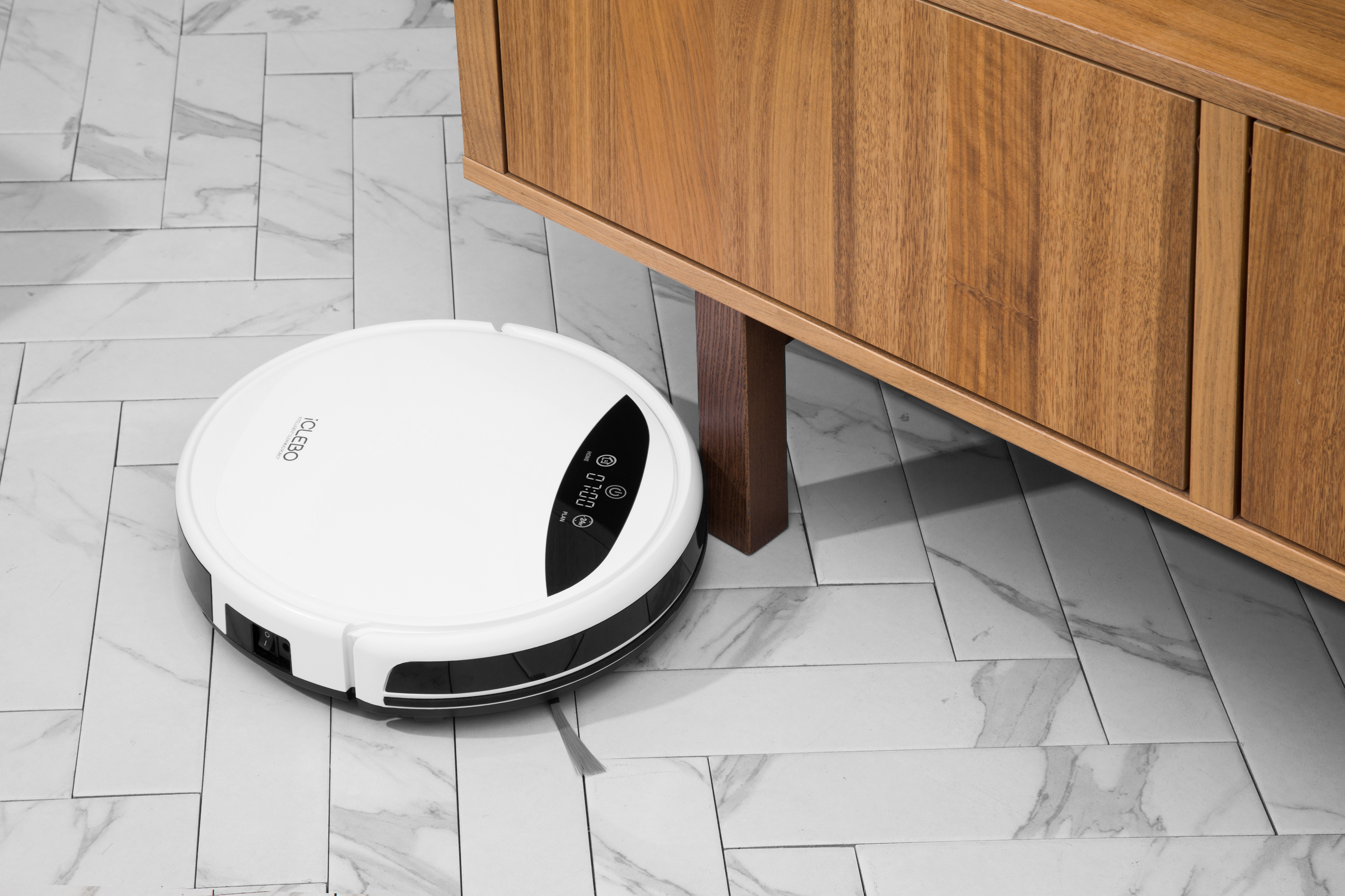 Robot Cleaner 'iClebo Genie (G5)