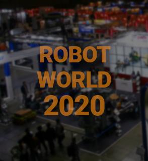 ROBOTWORLD 2020