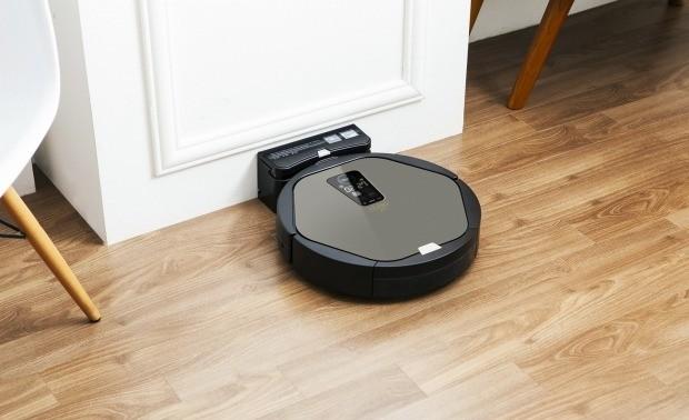 유진로봇, 온라인 전용 로봇청소기 '아이클레보 A1' 출시