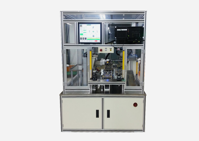 PCB Press Fit Machine (Index Type)