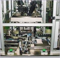 Swirl device(Diesel Engine용)조립 및 검사 Line