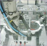 Pointer 압입 및 검사 장비