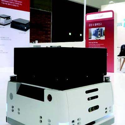 Yujin Robot, bringing you tomorrow's robotics technologies today
