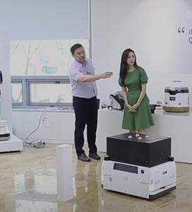 [YTN 비즈코리아] 로봇 자율주행 솔루션 전문기업 유진로봇
