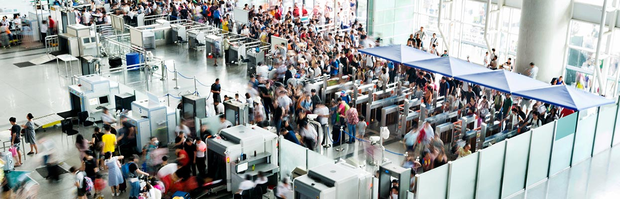 How Today's Challenges Are Driving Demand for AMR in Airports